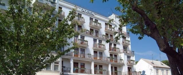 Hotel Jałta & Depedances