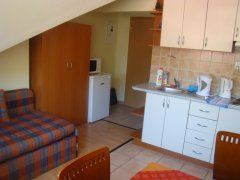 Apartament z jedną sypialnią dla 3-5 osób