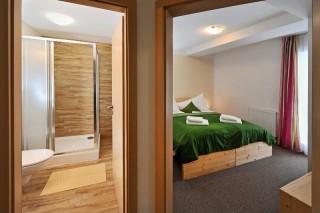 Apartament z osobną sypialnią 2+2