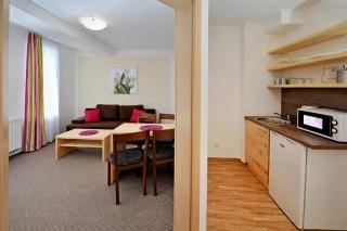 Apartament 2+2 z osobną sypialnią