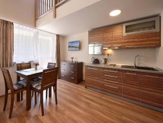 Apartament Deluxe z jedną sypialnią