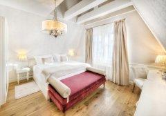 Apartament Suite z osobną sypialnią Maximilian,