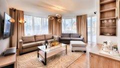 Apartament Suite z dwoma sypialniami Maria Theresa,