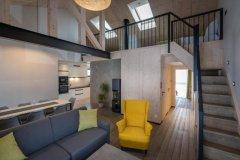 Apartament Deluxe Loft 8+2