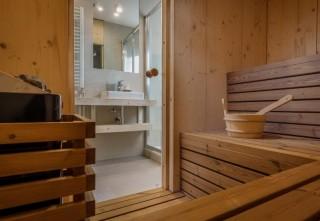 Luksusowy domek z sauną 9 os.