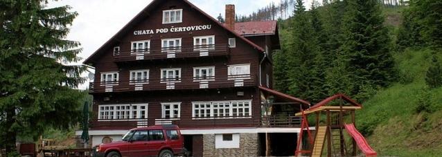 Chata pod Certovicou