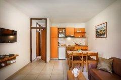Apartament Standard z osobną sypialnią i tarasem