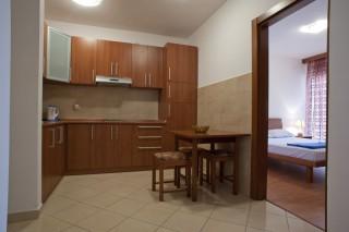 Apartament z jedną sypialnią 4 osobowy