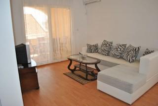 Apartament z dwoma sypialniami 6 osobowy