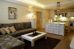Apartament z dwoma sypialniami Deluxe