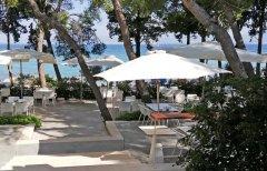 Restauracja na plaży