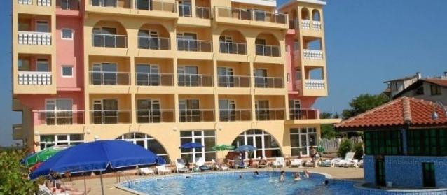 Hotel Stefanov opcja autokar