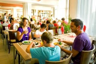 Restauracja hotelu Zagreb