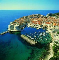 Dalmacja Region Dubrovnik