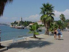 Dalmacja Region Dubrovnik - wyspa Lopud