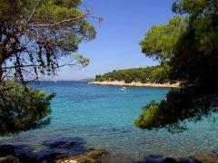 Dalmacja Region Śibenik - wyspa Murter