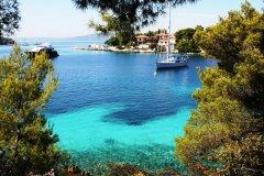 Dalmacja Region Split - wyspa Šolta