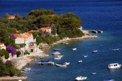 Dalmacja Region Dubrovnik wyspa Koloćep