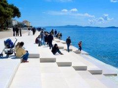 Dalmacja Region Zadar