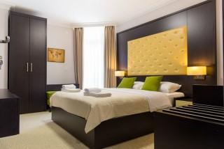 Pokój Deluxe z balkonem