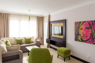 Apartament Deluxe z dwoma sypialniami