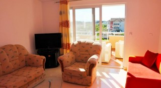 Apartament z dwoma sypialniami De Luxe