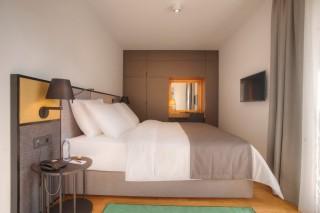 Pokój Deluxe z widokiem na miasto