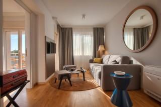 Pokój Deluxe z balkonem i widokiem na morze