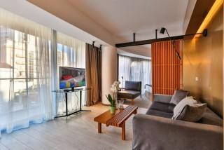 Apartament Superior Suite z widokiem na morze