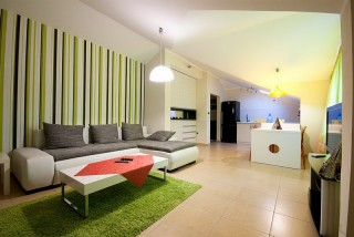 Apartament  Superior z osobną sypialnią