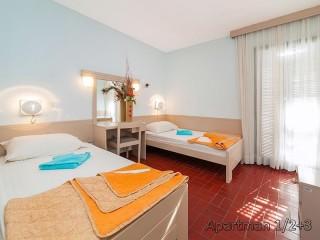 Apartament z jedną sypialnią 2-4 osobowe