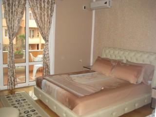 Apartament z dwoma sypialniami i  balkonem
