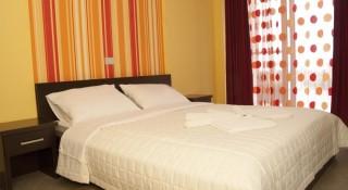 Apartament 3 osobowy z jedną sypialnią