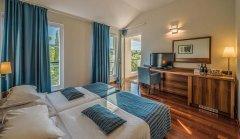 Pokój Premium 3-osobowy z balkonem i widokiem na morze