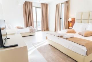 Apartament De Luxe z osobną sypialnią