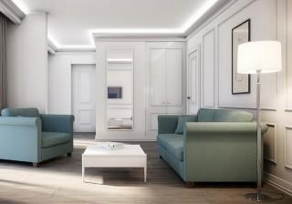 Apartament De Luxe Suite z osobną sypialnią 2-4 osobowy