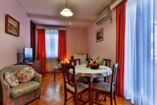 Apartament z osobną sypialnią 3 osobowy