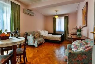 Apartament z osobną sypialnią 5 osobowy