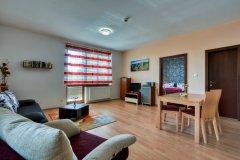 Apartament Standard z osobną sypialnią