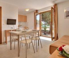 Apartament Standard z 2 sypialniami