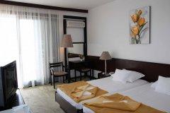 Pokój Comfort z widokiem na morze i balkonem