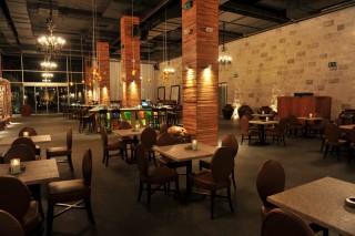 Panoramic Buffet restaurant
