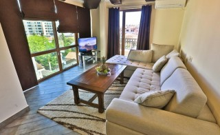 Apartament Studio Deluxe z balkonem