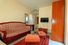 Apartament z osobną sypialnią