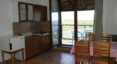 Apartament Studio Economy z balkonem  Garoful 4 osoby